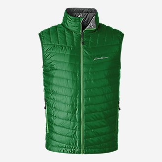 Men's IgniteLite Reversible Vest in Green