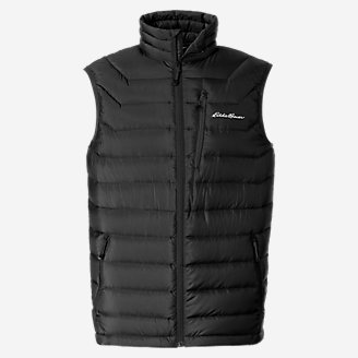 Men's Downlight Vest in Black