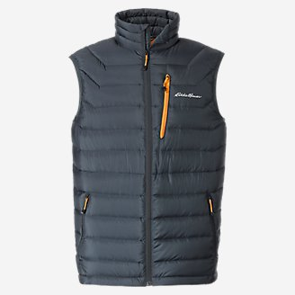 Men's Downlight Vest in Blue