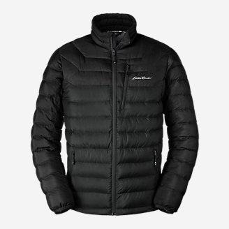 Men's Downlight Jacket in Black