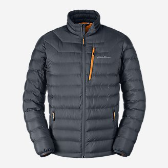 Men's Downlight Jacket in Blue