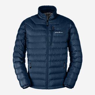 Men's Downlight Jacket in Blue