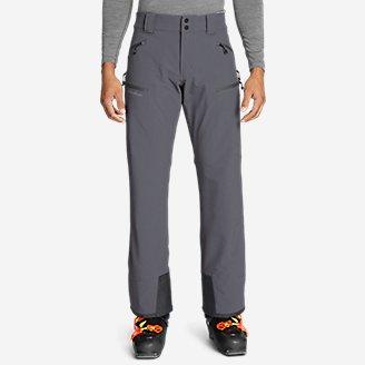 Men's Guide Pro Ski Tour Pants in Gray