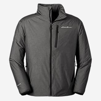 Men's EverTherm Down Jacket in Gray