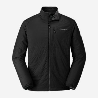 Men's FluxLite Stretch Jacket in Black