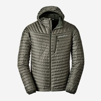 Men's MicroTherm 2.0 Down Hooded Jacket in Green