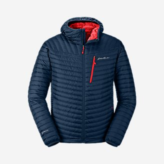 Men's MicroTherm 2.0 Down Hooded Jacket in Blue