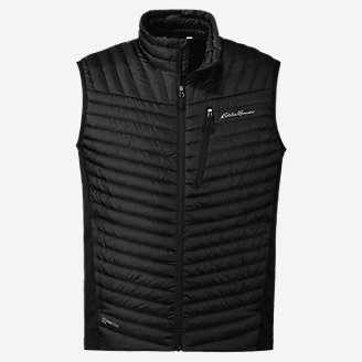 Men's MicroTherm 2.0 Down Vest in Black
