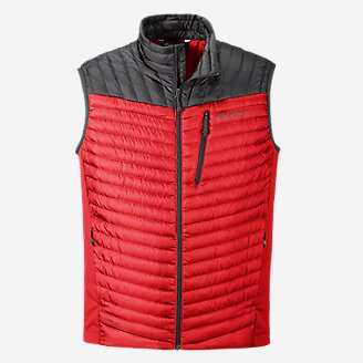 Men's MicroTherm 2.0 Down Vest in Red