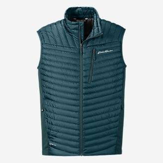 Men's MicroTherm 2.0 Down Vest in Green