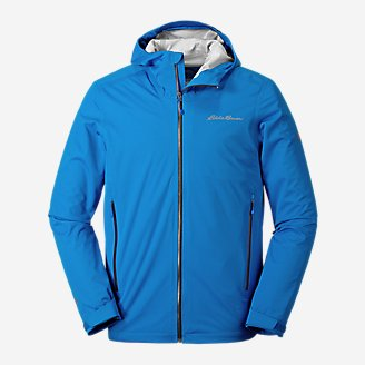 Men's BC Sandstone Stretch Jacket in Blue