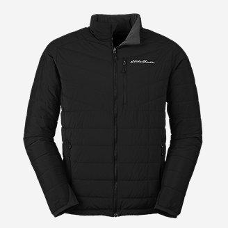 Men's IgniteLite Stretch Reversible Jacket in Black