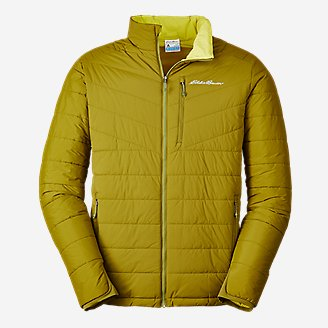 Men's IgniteLite Stretch Reversible Jacket in Green