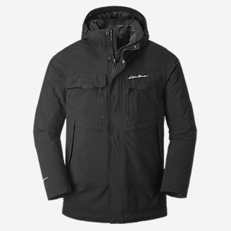 Men's Storm Ops Parka in Black