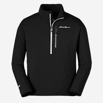 Men's EverTherm Down Stretch 1/2-Zip in Black