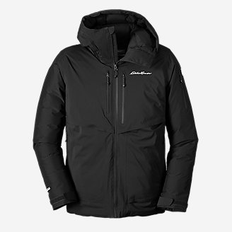 Men's BC StormDay Utility Jacket in Black