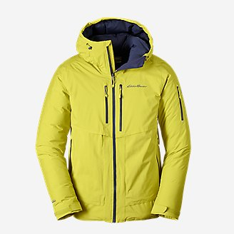 Men's BC StormDay Utility Jacket in Yellow