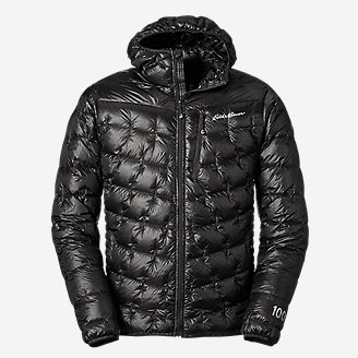 Men's Centennial Collection MicroTherm 1000 Down Jacket in Black