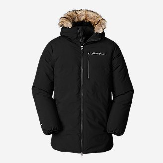 Men's TripleTherm Down Parka in Black
