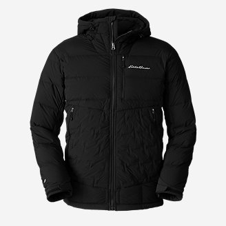 Men's Mountain Ops FreeFuse Stretch Parka in Black