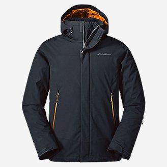Men's Powder Search 2.0 3-In-1 Down Jacket in Blue