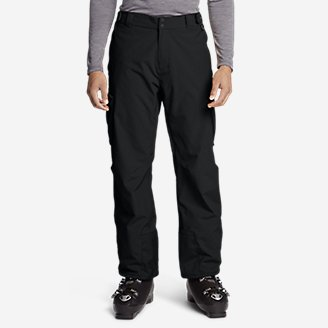Men's Powder Search 2.0 Insulated Pants in Black