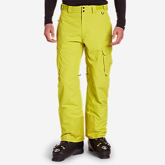 Men's Powder Search 2.0 Insulated Pants in White