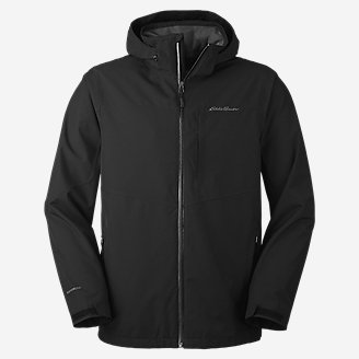 Men's All-Mountain Stretch Jacket in Black