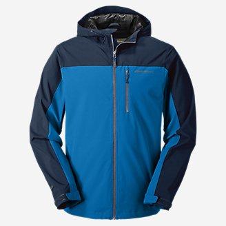 Men's Cloud Cap Stretch 2.0 Rain Jacket in Blue