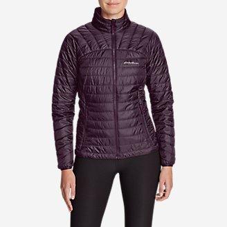 Women's IgniteLite Reversible Jacket in Purple