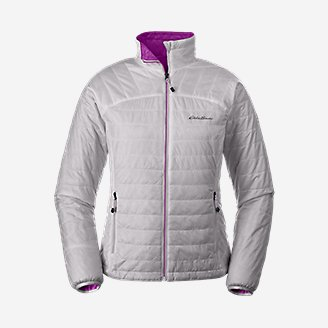 Women's IgniteLite Reversible Jacket in Gray