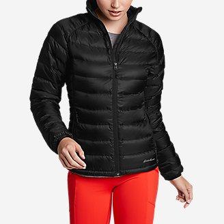 Women's Downlight Jacket in Black