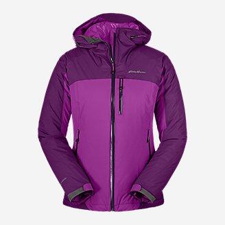 Women's BC Igniter Jacket in Purple