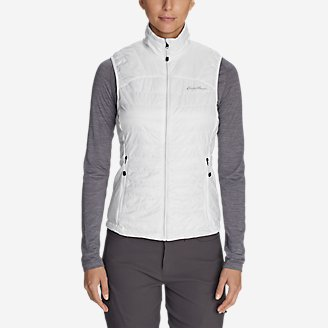 Women's IgniteLite Reversible Vest in White