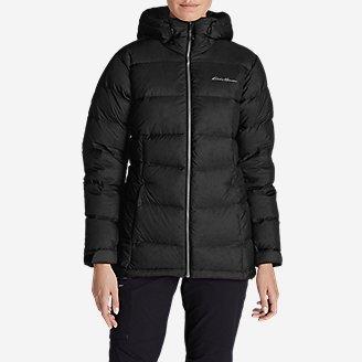 Women's Downlight Alpine Jacket in Black