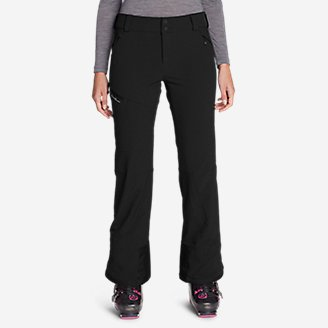 Women's Guide Pro Ski Tour Pants in Black