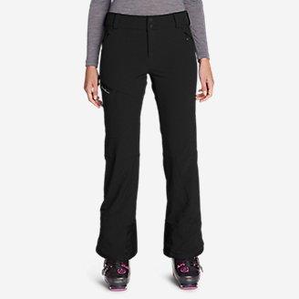 Women's Guide Pro Ski Tour Pants in Black