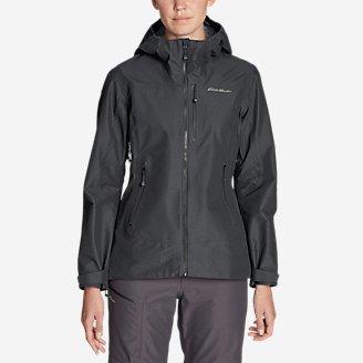 Women's BC DuraWeave Alpine Jacket in Gray