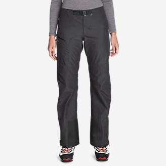 Women's BC DuraWeave Alpine Pants in Gray