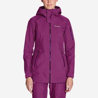 Women's BC Fineline Jacket in Purple