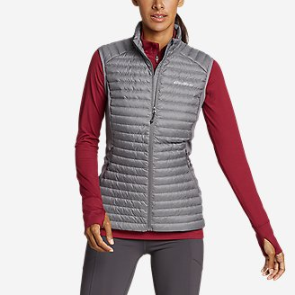 Women's MicroTherm 2.0 Down Vest in Gray