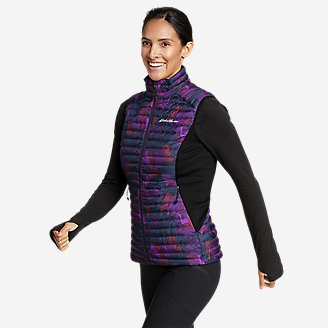 Women's MicroTherm 2.0 Down Vest in Purple