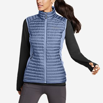 Women's MicroTherm 2.0 Down Vest in Blue