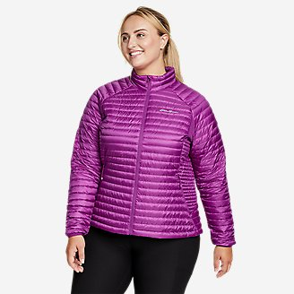 Women's MicroTherm 2.0 Down  Jacket in Purple
