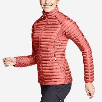 Women's MicroTherm 2.0 Down  Jacket in Red