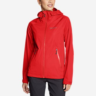 Women's BC Sandstone Stretch Jacket in Red