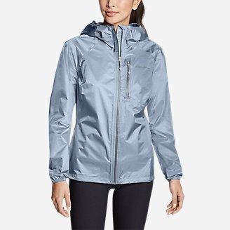 Women's BC Uplift Jacket in Blue