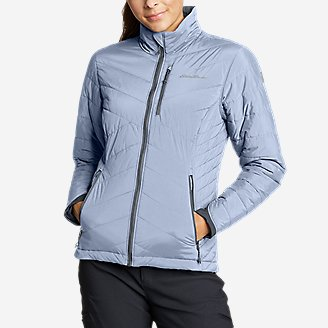 Women's IgniteLite Stretch Reversible Jacket in Blue