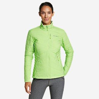 Women's IgniteLite Stretch Reversible Jacket in Green