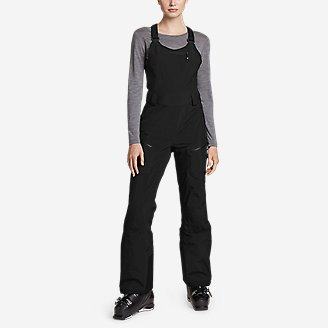 Women's BC Fineline Bib in Black
